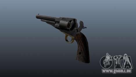 Remington revolver v2 pour GTA 4 secondes d'écran