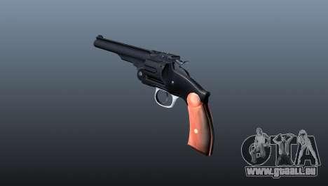 Schofield revolver v1 pour GTA 4 secondes d'écran