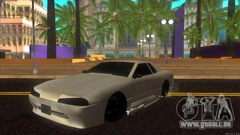 Elegy Estoq für GTA San Andreas