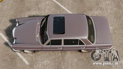 Mercedes-Benz 300 SEL 1971 pour GTA 4 est un droit