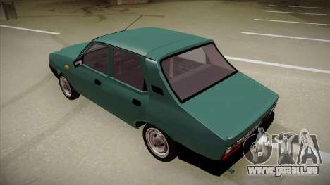 Dacia 1310 Berlina 2001 pour GTA San Andreas vue arrière