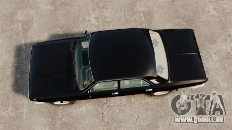 Volga gaz-2410 v1 pour GTA 4 est un droit