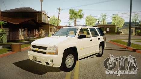 Chevrolet Trail Blazer für GTA San Andreas