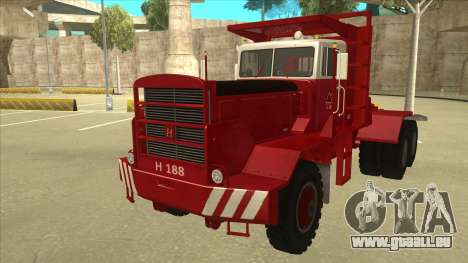 Hayes camion H188 pour GTA San Andreas