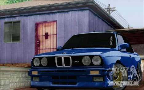 BMW M3 E30 Stance pour GTA San Andreas