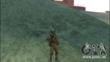 Un soldat russe v4.0 pour GTA 4 troisième écran