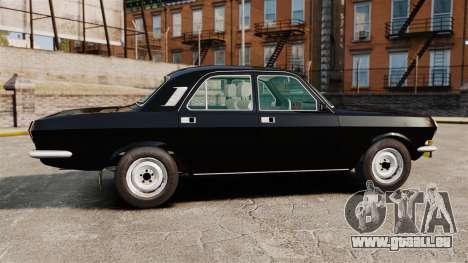 Volga gaz-2410 v1 pour GTA 4 est une gauche