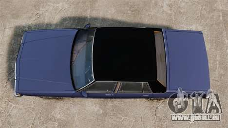 Chevrolet Caprice Brougham 1986 pour GTA 4 est un droit