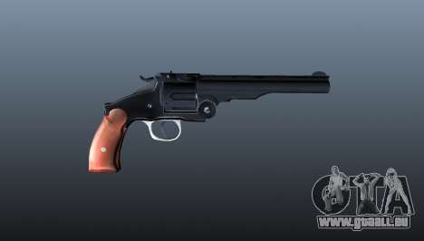 Schofield revolver v1 pour GTA 4 troisième écran