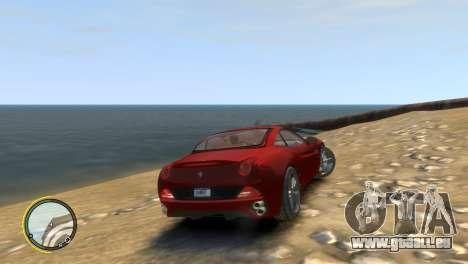 Ferrari California [EPM] für GTA 4 rechte Ansicht