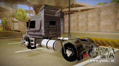 Scania 113H Top Line Neee Edit für GTA San Andreas linke Ansicht