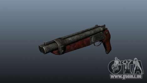 Fusil à canon scié v2 pour GTA 4