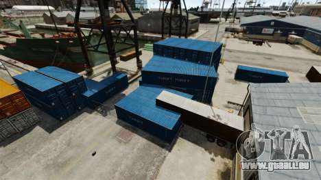 Mini-Lager für GTA 4