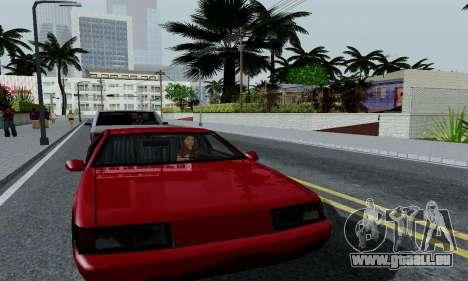 ENBSeries for low PC pour GTA San Andreas cinquième écran