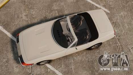 Ferrari Daytona Spider pour GTA 4 est un droit
