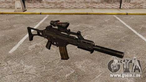Automatische HK G36C v4 für GTA 4
