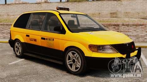 Taxifahrer mit neuen Festplatten für GTA 4