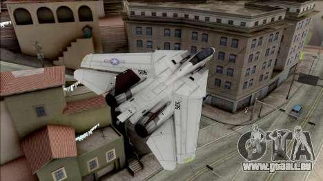 USA Navy Hydra für GTA San Andreas rechten Ansicht