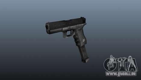 Glock 18 Akimbo MW2 v2 pour GTA 4