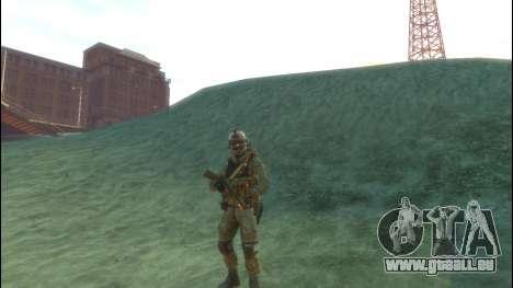Un soldat russe v4.0 pour GTA 4