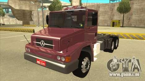 Mrecedes-Benz LS 2638 Canaviero pour GTA San Andreas