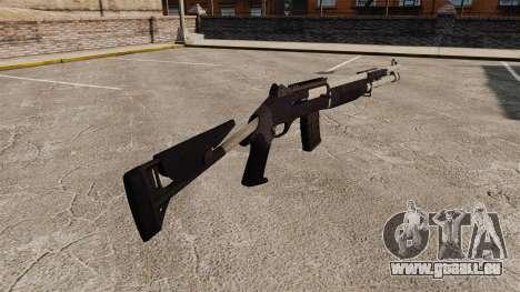 Schrotflinte M1014 v2 für GTA 4 Sekunden Bildschirm