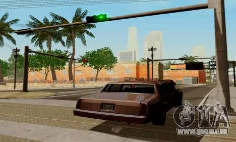 ENBSeries for low PC für GTA San Andreas achten Screenshot