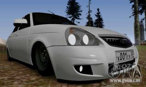 LADA 2170 neue suite für GTA San Andreas