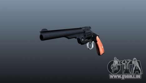 Schofield revolver v1 pour GTA 4