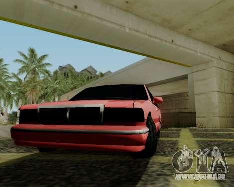 Premier tonique pour GTA San Andreas vue de droite