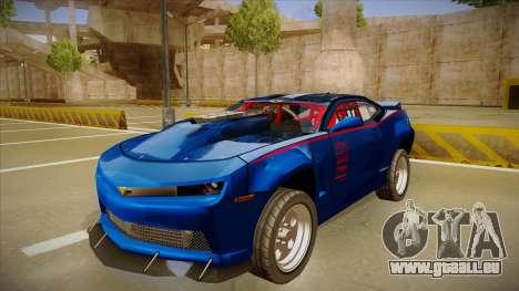 Chevrolet Camaro ZL1 Elite für GTA San Andreas