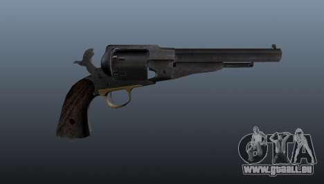 Remington revolver v2 pour GTA 4 troisième écran