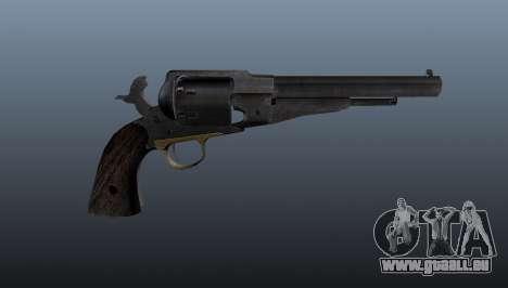 Remington-Revolver-v2 für GTA 4 dritte Screenshot