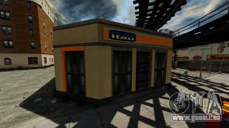 Brasilianischer Läden für GTA 4 sechsten Screenshot