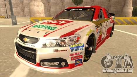 Chevrolet SS NASCAR No. 51 Guy Roofing pour GTA San Andreas