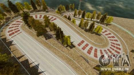Lage von Okutama FZC für GTA 4 siebten Screenshot