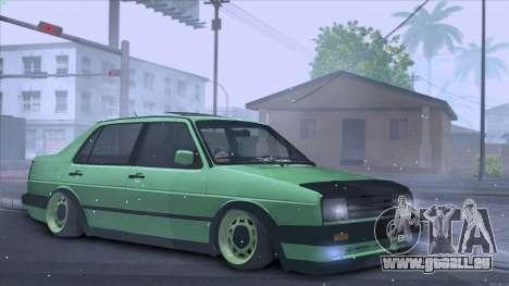 VW Jetta MK2 für GTA San Andreas