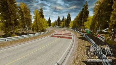 Emplacement d'Okutama FZC pour GTA 4 cinquième écran
