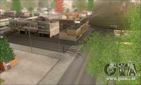 Rues vides (captures d'écran) pour GTA San Andreas deuxième écran
