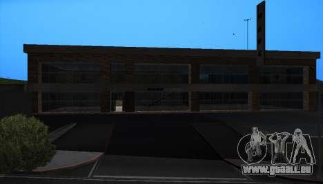 Wang Cars pour GTA San Andreas troisième écran