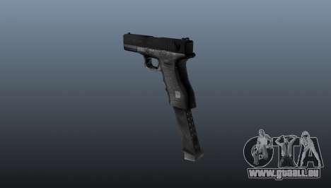 Glock 18 Akimbo MW2 v2 pour GTA 4 secondes d'écran
