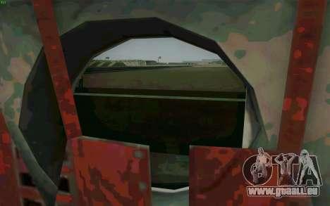 MH-47 für GTA San Andreas rechten Ansicht
