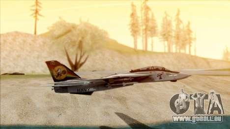 USA Navy Hydra für GTA San Andreas obere Ansicht