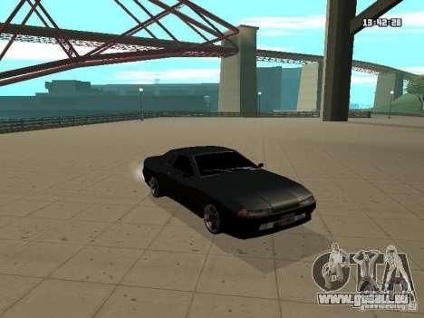Elegy für GTA San Andreas Rückansicht