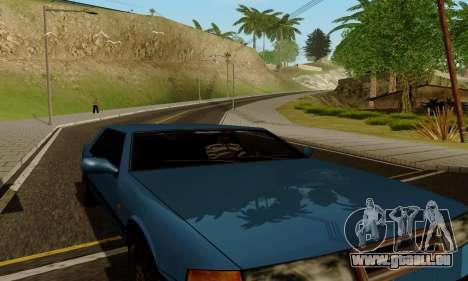 ENBSeries for low PC pour GTA San Andreas neuvième écran