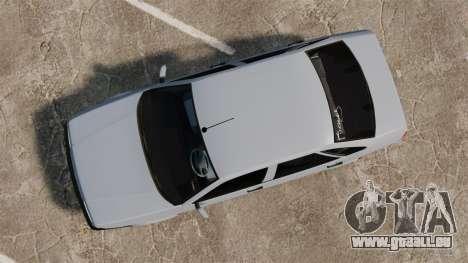 Fiat Tempra SX.A v2.0 für GTA 4 rechte Ansicht