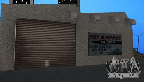 Wang Cars für GTA San Andreas fünften Screenshot