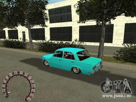 VAZ 2101 für GTA San Andreas rechten Ansicht