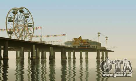 ENBSeries for low PC pour GTA San Andreas deuxième écran