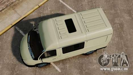 GAZ-2752 Sobol v1. 1 für GTA 4 rechte Ansicht